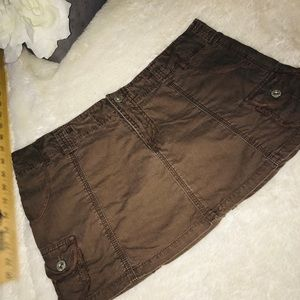 Refuge mini skirt sz 9